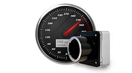 Q12A180 Speedometer