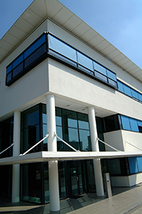 Adimec new factory 2007