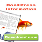 CoaXPress information
