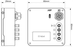 Q-12A180 dimensions