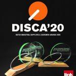 DISCA'20 Best Customer Award