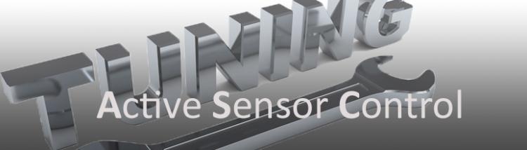 Active sensor control