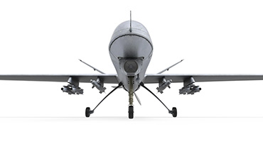 Nose-Mounted Obseration and Targeting Systems for Unmanned Aerial Vehicles (UAVs)